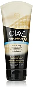 Olay Total Effects Revitalizing Foaming Cleanser 6.5 Oz (Pack of 2)