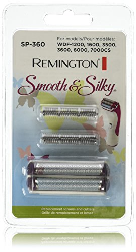 Remington SP-360 Women's Shaver Replacement Foil Screens And Cutters
