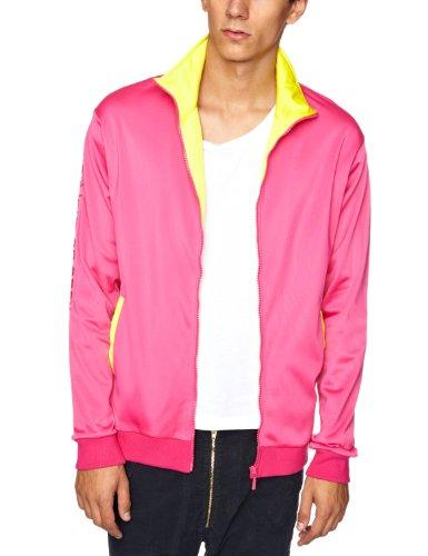 Trikki Zero Mens Sweatshirt Pink Large