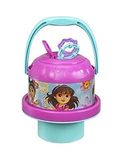 Little Kids Nickelodeon Dora and Friends No-Spill Bubblin' Bucket