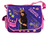Wizards of Waverly Place Full Size Messenger Bag Starring Selena Gomez (PURPLE & PINK)