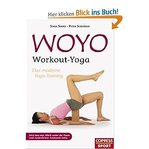 eBook Cover für  WOYO Workout Yoga Das moderne Yoga Training
