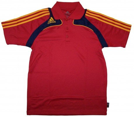 adidas Trofeo Herren Polo Shirt Gr.5