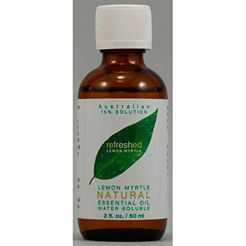 Tea Tree Therapy Essential Oil, Lemon Myrtl, 2 Fluid Ounce (Lemon Myrtle Oil compare prices)