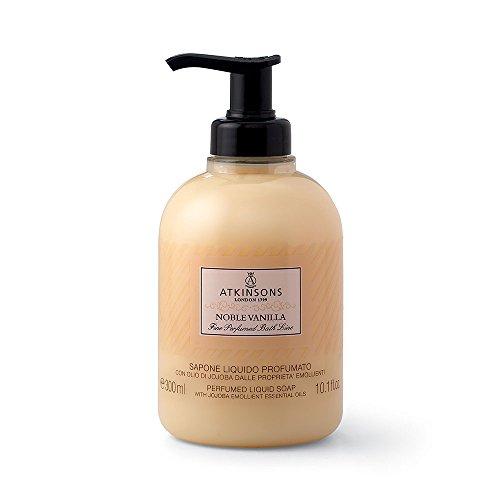 Fine Perfumed Line Bath Sapone Liquido alla Vaniglia, 300 ml - 1 Unità