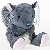Tatty Teddy & My Blue Nose Friends Nutmeg the Squirrel soft toy, sits 4