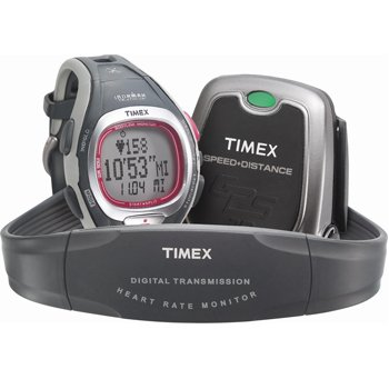 Timex Bodylink Ultimate Package 3rd Generation - GPS Speed and Distance, Heart Rate and PC Link (inc.Software)