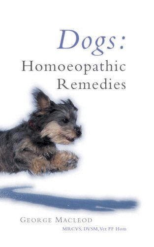 Dogs: Homoeopathic Remedies