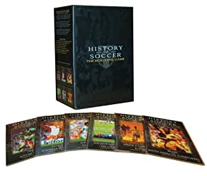 History Of Soccer: The Beautiful Game: Vol. 1-7
