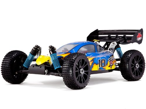 HURRICANE XTE ~ 1/8 Scale RC Buggy ~ Brushless Electric ~ By Redcat Racing