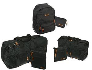 Folding rucksack