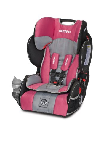 Buy RECARO Performance SPORT Combination Harness to Booster, Rose