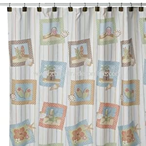 Surf Themed Shower Curtain Car Themed Shower Curtains