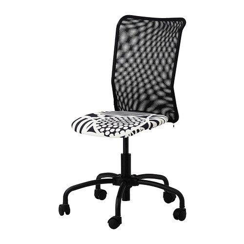 RoomClip商品情報 - IKEA(イケア) TORBJ?RN ブラック 90224755 回転チェア、ブラック