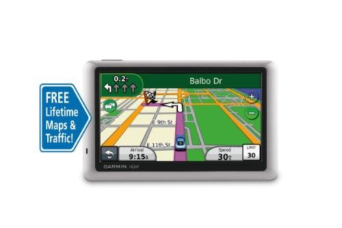 Garman Portable Navigator   Lifetime Traffic