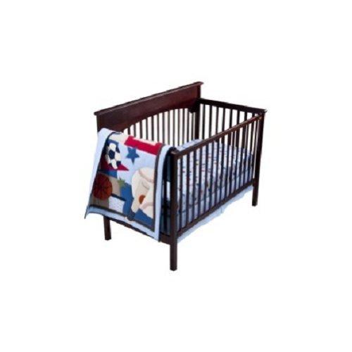 Circo Sporty Boy 3Pc Crib Bedding Set