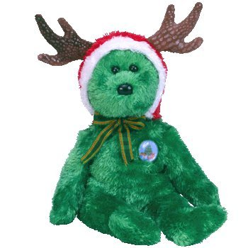 TY Beanie Baby - 2002 HOLIDAY TEDDY [Toy]
