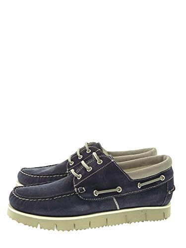 Docksteps DSE102932 Mocassino Uomo Crosta Jeans/Grey Jeans/Grey 41