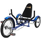 Mobo Triton Ultimate Three Wheeled Cruiser