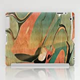 Society6 - Abstract Painting ; Utah #2 iPad Case by Bialy Kot