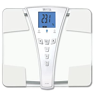Tanita BF-684W Body Fat & Body Water Scale