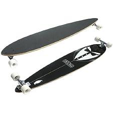 Atom Pin-Tail Longboard (50-Inch)