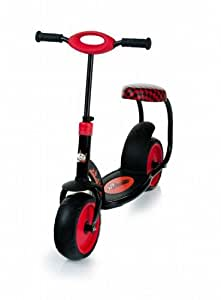 hauck m850022 besta flame red roller mit sitz. Black Bedroom Furniture Sets. Home Design Ideas