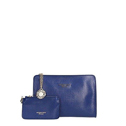 Scervino Street SCBLD0000407 Tracolla Donna Pelle Blu Blu TU