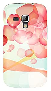 TrilMil Premium Design Back Cover Case For Samsung Galaxy S Duos 2 S7582