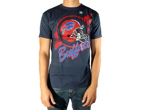 NFL Men's Buffalo Bills Vintage Crackle Short