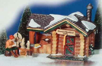 DEPARTMENT 56 SNOW VILLAGE CHRISTMAS SWEETS NIB