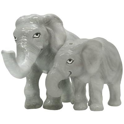 Westland - Elephant & Baby Salt & Pepper Shakers from Westland Giftware