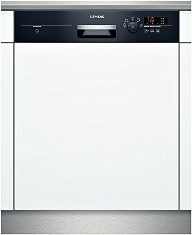 Siemens SN55E608EU Semi intégré 13places A++ Noir, Blanc lave-vaisselle - laves-vaisselles (Semi intégré, A, A++, Noir, Blanc, A, Économie, Intensif, Pré-lavage, Rapide)
