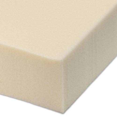 Serenia 2-1/2-Inch 4-Pound Memory Foam Topper, Twin