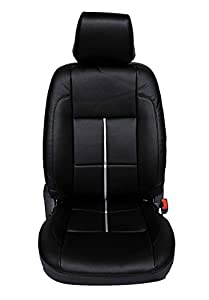 Autofurnish CZ 103 Diva Black Leatherite Seat Covers For