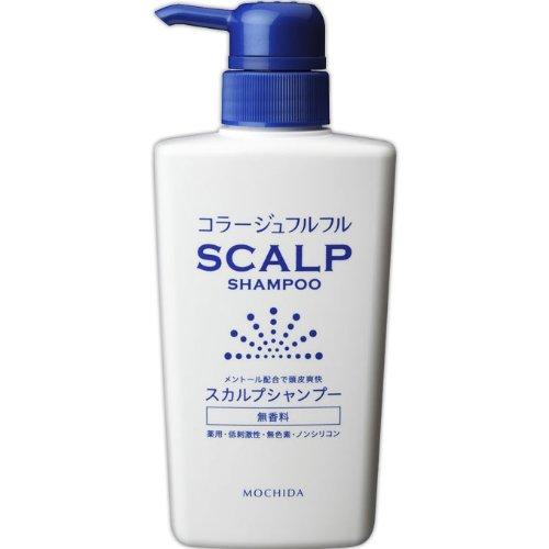 コラージュフルフル スカルプシャンプー 無香料 360mL (医薬部外品)