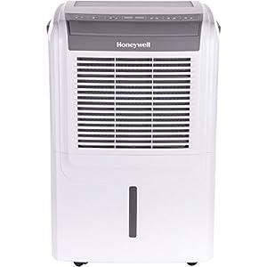 Honeywell 70-Pint Energy Star Portable Dehumidifier, DH70W