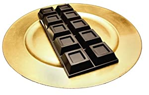 Gourmet Dark Chocolate Bulk Bar, 20 Oz.: Vegan, Free of Gluten, Milk, Soy, Peanuts & Tree Nuts, Allergen Free, All Natural, Diabetic Friendly, Allergen friendly.