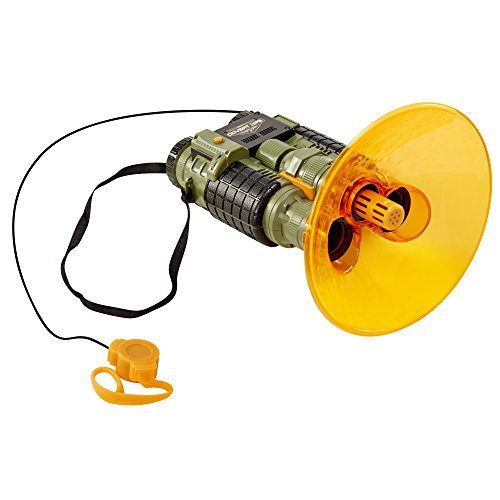 Spy Net Covert Ops Vibrasonic Binoculars