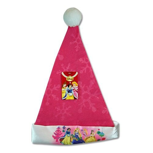 Disney Princess Christmas Felt Hats