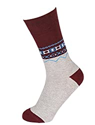 Abracadabra Men's Long Socks (DNCS15012-2_Multi)