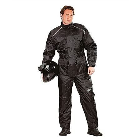Roleff Racewear 1000XS Veste Imperméable, Noir, XS