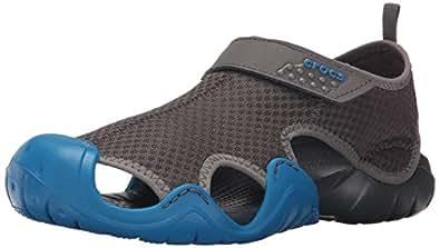 Amazon.com: crocs Men's Swiftwater Sandal: Shoes