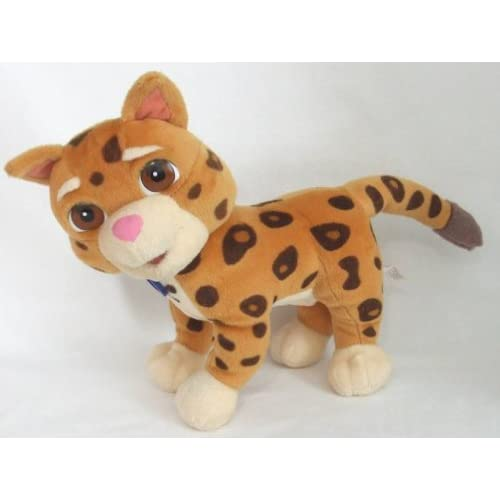 Go Diego Go Baby Jaguar Talking Plush Doll By Fisher Price 2006