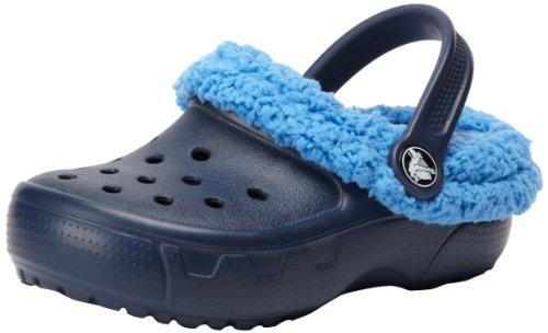 crocs 12879 Mamth EVO Clog (Toddler/Little Kid),navy/Varsity Blue,6 M US Toddler