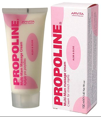 Propoline Aloe & Olive Stretch Mark Cream 3.42 Oz. From Athens Greece stretch mark cream