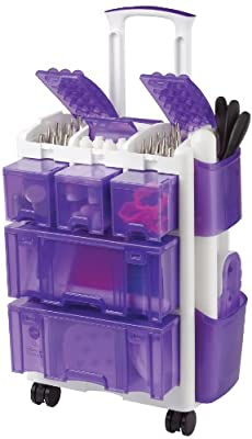 Wilton Decorate Smart Ultimate Rolling Tool Caddy from Wilton