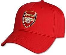 Arsenal F.C. arsenal fc crest gorra de béisbol rojo