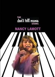 Nancy LaMott: Don't Tell Mama Shows