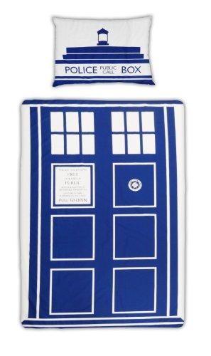 Copripiumino a Una Piazza Doctor Who